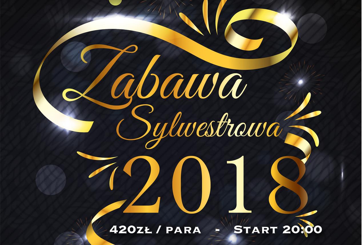 Zabawa Sylwestrowa 2018